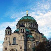 Морской Никольский собор (Кронштадт) :: Александр Астафьев
