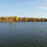 озеро :: Дмитрий Аргус