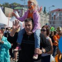Празднование Дня Тигра во Владивостоке :: Sofia Rakitskaia