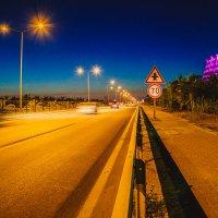 Вечерняя дорога :: Михаил Кучеров