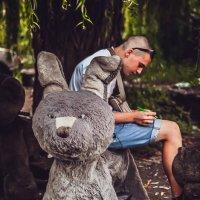 Злобный заяц) :: Ксения Базарова