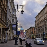 Улица :: Irina Gorbovskaya