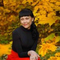 осень... :: Татьяна Ковалькова