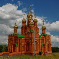 Ачаир,Омская обл.Успенский собор :: Аnatoly Gaponenko