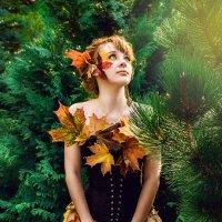 Королева Осени :: Виктория Андреева