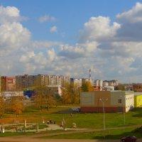 Где-то далеко идут дожди... :: Равиль Хакимов