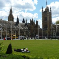 Здание Парламента Англии :: Sergey Lebedev