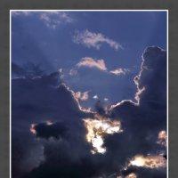 вечернее небо :: вадим измайлов