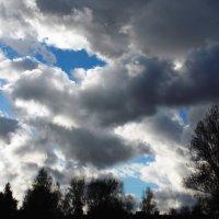 Грозовые облака :: Фотогруппа Весна-Вера,Саша,Натан