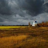 Осеннее Устье... :: Roman Lunin