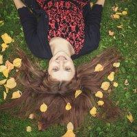 Осеннее настроение :: Валерий Худушин