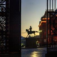 Осень, Москва, Красная площадь :: Елена Панькина