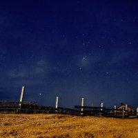 Байкал - ночное небо :: Сергей Дубинин