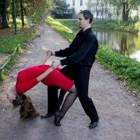 В ритме танца. :: Александр Лейкум