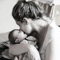 Материнская нежность :: Александра Воробьева