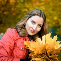 Осень — последняя, самая восхитительная улыбка года. :: Галина Мещерякова