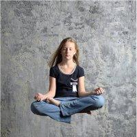 Глубокая медитация :: Виктория Иванова