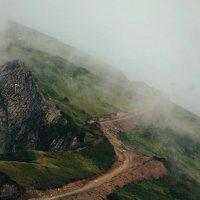 Дорога в облака :: Ольга Варсеева