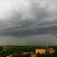 В ожидании шторма :: Станислав Любимов