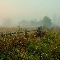 Утро сентября... :: Федор Кованский