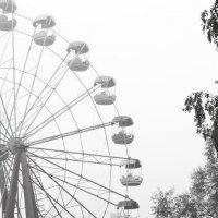 колесо обозрения :: Андрей Хистяев