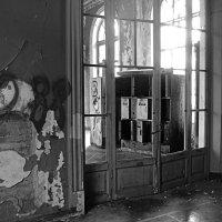 Заброшенный вокзал :: Александр Алексеев