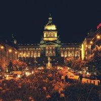 Město a pohádka :: Elena Tokareva