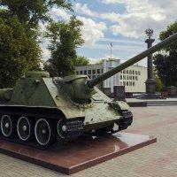 СУ-100 :: Юрий Клишин
