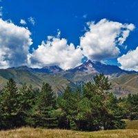 В горах кавказа :: Наталья (D.Nat@lia) Джикидзе (Берёзина)