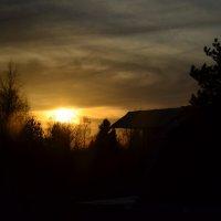 вечернее небо :: PROBOFF-RO (Прилуцкий Ростислав)