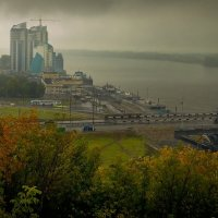 Барнаул.Речной порт. :: сергей агаев