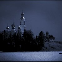 Церковь в Чиркове :: Валерий Талашов