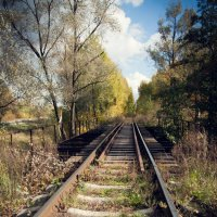 Дорога в осень :: Putnik
