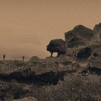 орлиные скалы :: Ник Карелин