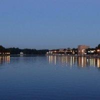 Река Большая Невка. :: Владимир Гилясев