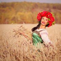 В поле :: Elena