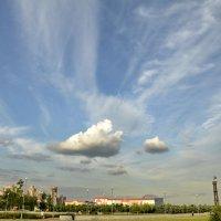Огромное небо :: Николай Танаев