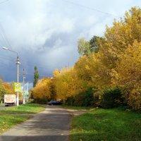 погода меняется... :: Галина Флора