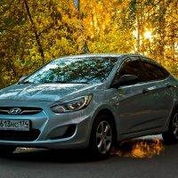Hyundai solaris :: Сергей Бородулин