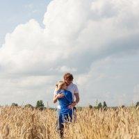 Затеряться среди полей :: Евгения Федорова