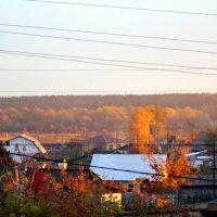 Теплый вечер в деревне :: A. SMIRNOV