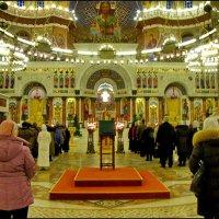 Николаевский Морской собор в г.Кронштадте. :: Ирина Нафаня