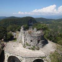 Анакопийская крепость,Иверская гора :: Андрей Lyz
