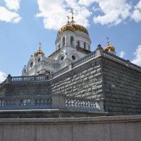 Храм Христа Спасителя, Москва :: Жанна Литуева