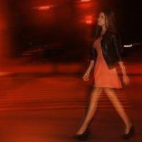 Ночной город :: Екатерина Лисовая