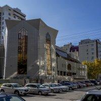 Новосибирский общинный еврейский культурный центр :: Sergey Kuznetcov