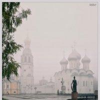 Туманным утром. :: Vadim WadimS67