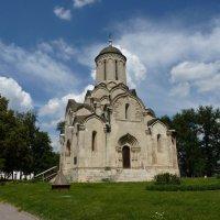 Спасский собор  Андроникова монастыря :: Galina Leskova