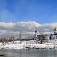 Храм Новомучеников и Исповедников Российских :: Владимир Голушко
