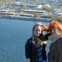 Даша и Юля :: Виктория Большагина